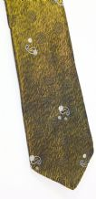 "Vintage 1960's French ""Le Grillon""  (Paris) Tie"